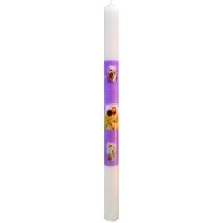 Candela PENITENZA 1,8xh,30cm.