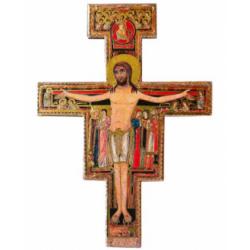 Croce S.Damiano h.12cm.