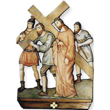 Via Crucis 35x25