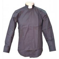 Camicia Clergy Manica Lunga 100% cotone