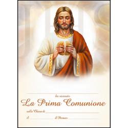 Pergamena COMUNIONE